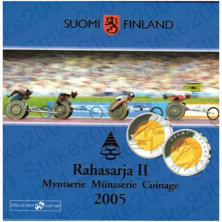 Finlandia - Divisionale Ufficiale 2005 II