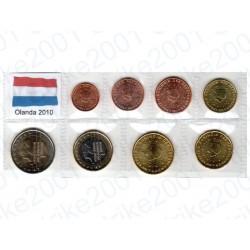Olanda - Blister 2010 FDC