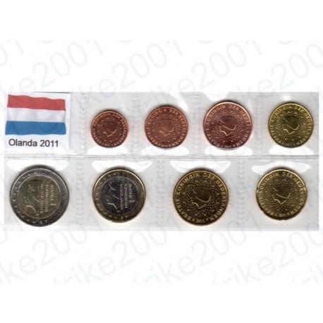 Olanda - Blister 2011 FDC