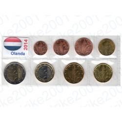 Olanda - Blister 2014 FDC