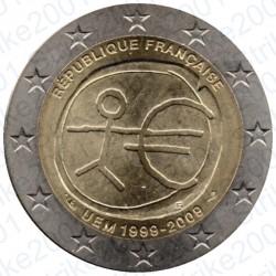 Francia - 2€ Comm. 2009 FDC EMU