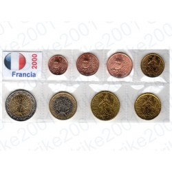 Francia - Blister 2000 FDC