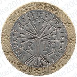 Francia 2001 - 1€ FDC
