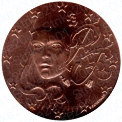Francia 2005 - 1 Cent. FDC