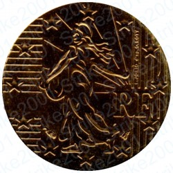 Francia 2005 - 10 Cent. FDC