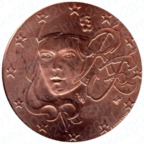 Francia 2005 - 5 Cent. FDC