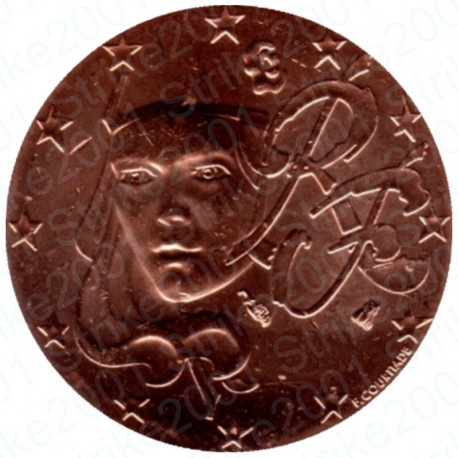 Francia 2009 - 2 Cent. FDC