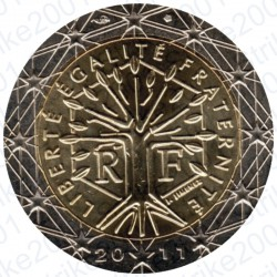 Francia 2011 - 2€ FDC