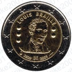 Belgio - 2€ Comm. 2009 FDC