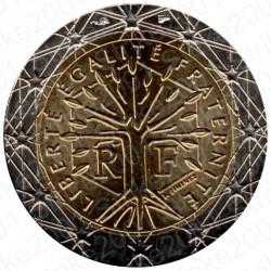 Francia 2013 - 2€ FDC
