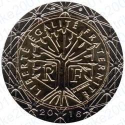 Francia 2016 - 2€ FDC