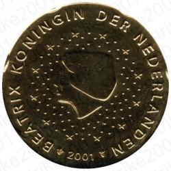 Olanda 2001 - 20 Cent. FDC