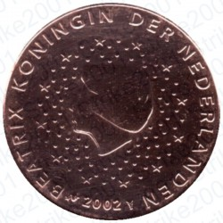 Olanda 2002 - 1 Cent. FDC