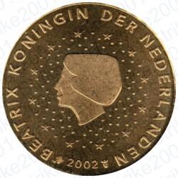 Olanda 2002 - 10 Cent. FDC