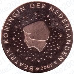 Olanda 2002 - 5 Cent. FDC
