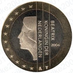 Olanda 2004 - 1€ FDC