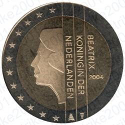 Olanda 2004 - 2€ FDC