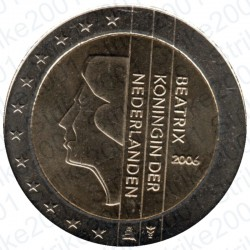 Olanda 2006 - 2€ FDC