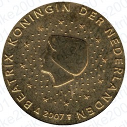 Olanda 2007 - 10 Cent. FDC