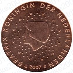 Olanda 2007 - 5 Cent. FDC