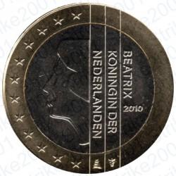Olanda 2010 - 1€ FDC