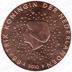 Olanda 2010 - 5 Cent. FDC