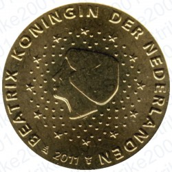 Olanda 2011 - 10 Cent. FDC