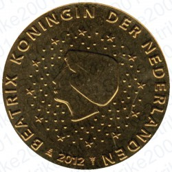 Olanda 2012 - 50 Cent. FDC