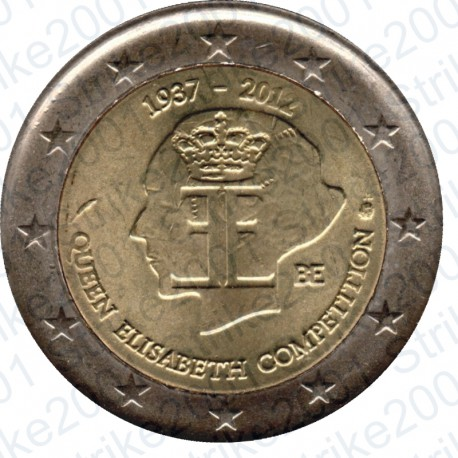 Belgio - 2€ Comm. 2012 FDC