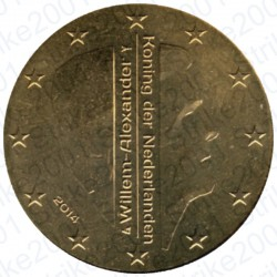 Olanda 2014 - 10 Cent. FDC