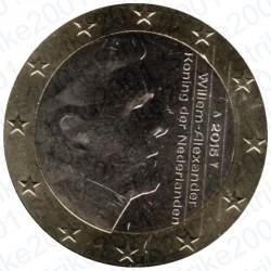 Olanda 2015 - 1€ FDC
