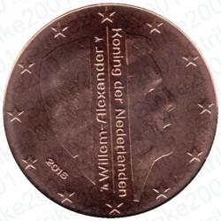 Olanda 2016 - 5 Cent. FDC