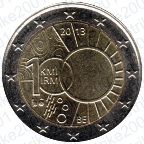 Belgio - 2€ Comm. 2013 FDC