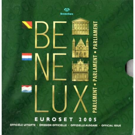 Belgio - Serie BENELUX 2005 FDC