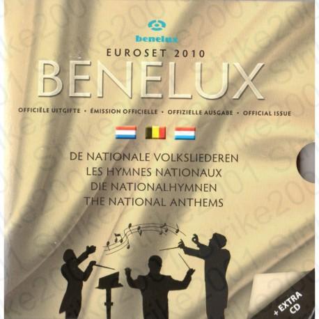 Belgio - Serie BENELUX 2010 FDC