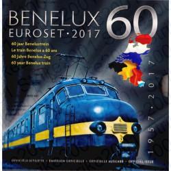 Belgio - Serie BENELUX 2017 FDC