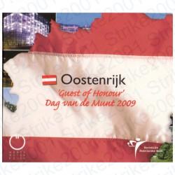 "Austria 2009 FDC - Folder celebrativo ""Guest of Honour"""