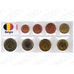 Belgio - Blister 2004 FDC