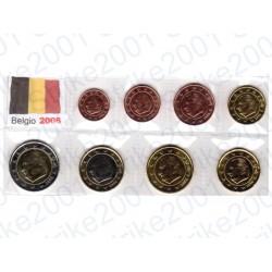 Belgio - Blister 2006 FDC