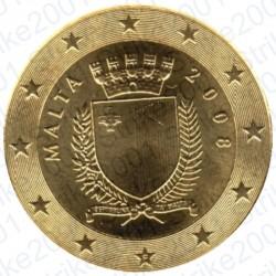 Malta 2008 - 10 Cent. FDC