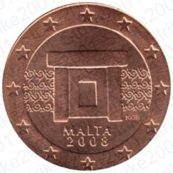Malta 2008 - 2 Cent. FDC