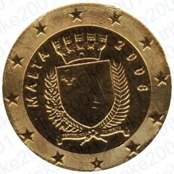 Malta 2008 - 20 Cent. FDC