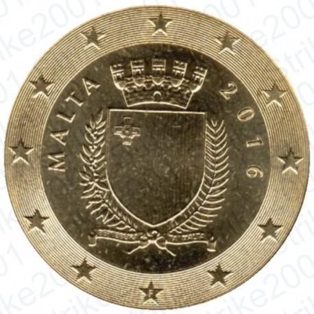 Malta 2016 - 10 Cent. FDC