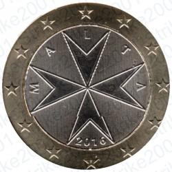 MALTA 2016 - 1€ FDC