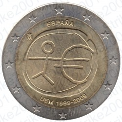 Spagna - 2€ Comm. 2009 FDC Emu