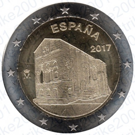 Spagna - 2€ Comm. 2017 FDC Oviedo