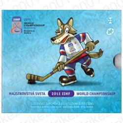 Slovacchia - Divisionale Ufficiale 2011 FDC