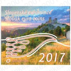 Slovacchia - Divisionale Ufficiale 2017 FDC