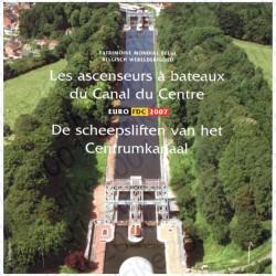 Belgio - Divisionale Ufficiale 2007 FDC