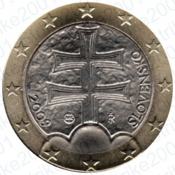 Slovacchia 2009 - 1€ FDC